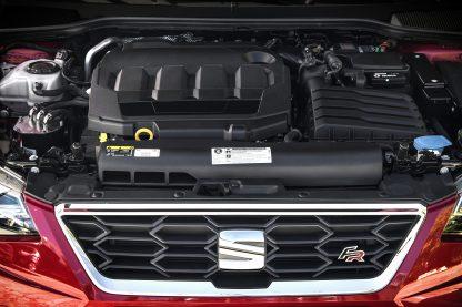 SEAT Ibiza 1.6 TDI —motor