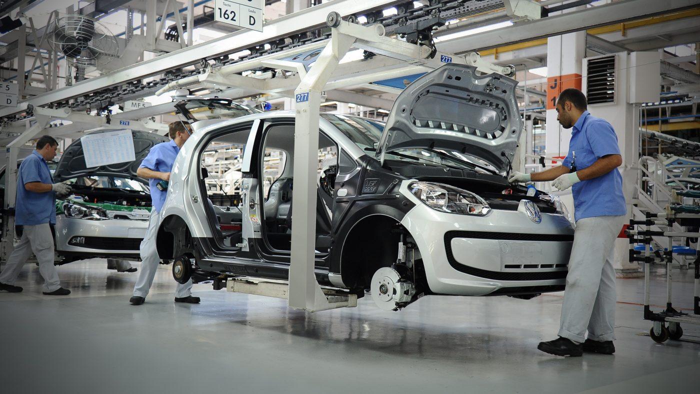 Volkswagen fábrica