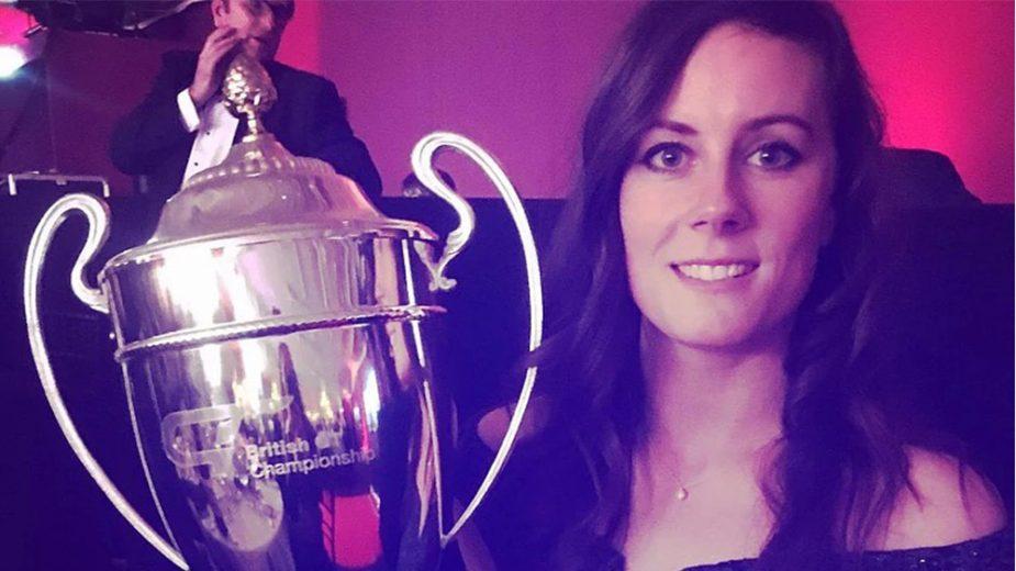 Abbie Eaton — novo piloto The Grand Tour