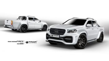 Mercedes-Benz Classe X, Prior Design