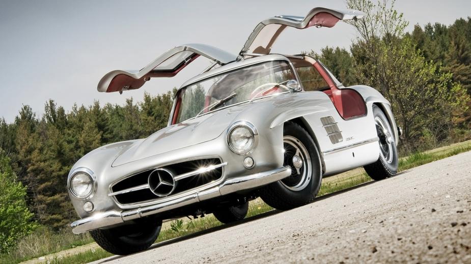 Clássicos Mercedes-Benz — 300 SL