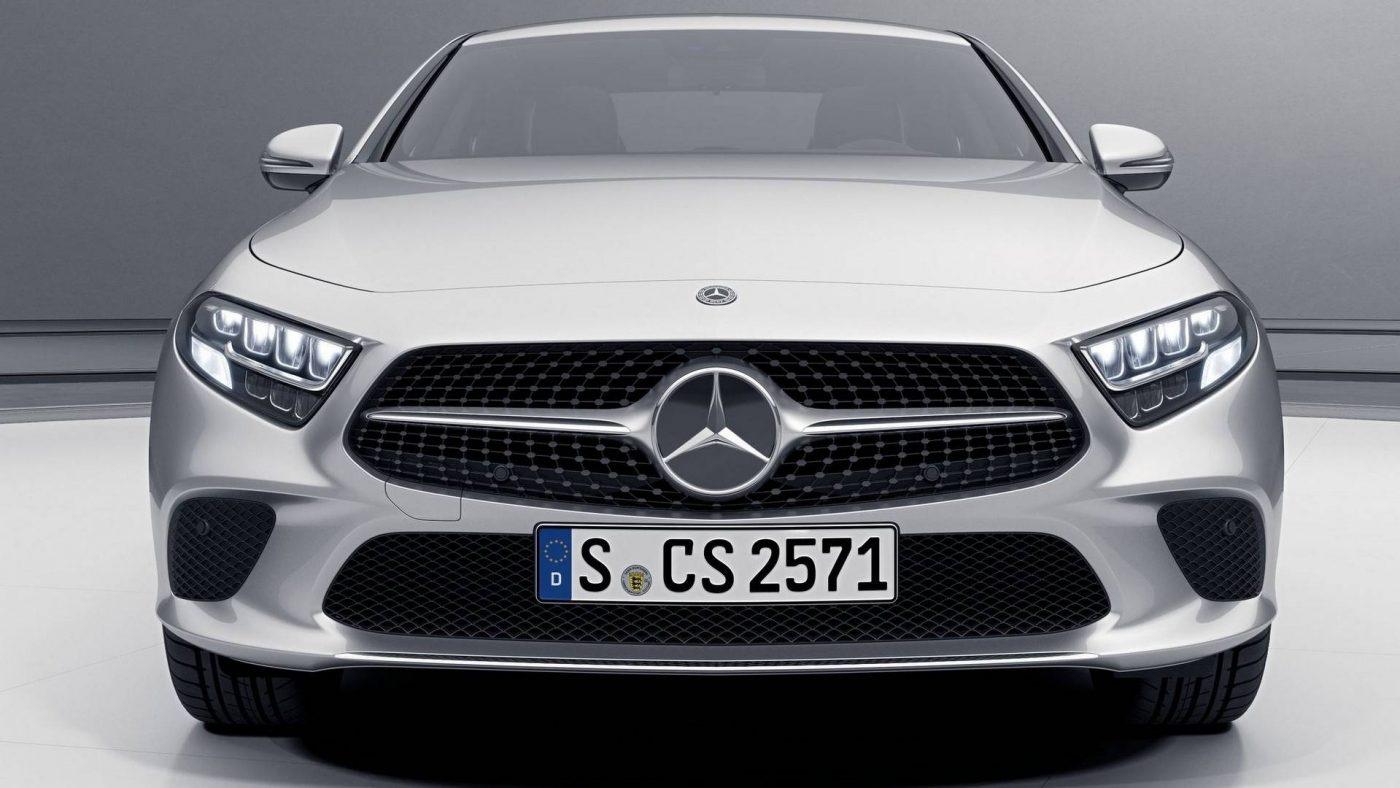 Mercedes-Benz CLS 2018 Standard