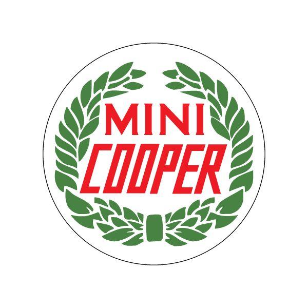 mini cooper logotipo