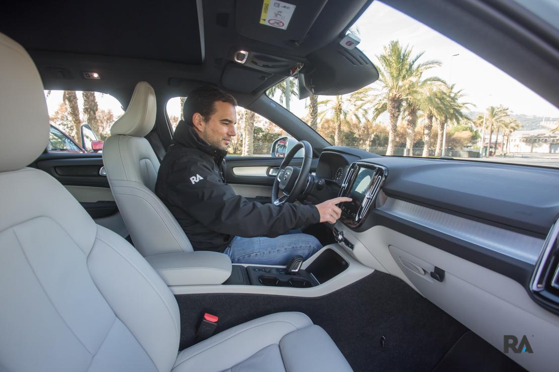 Novo Volvo XC40