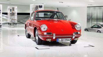 Porsche 901 #57