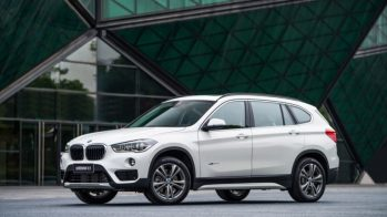 BMW X1 xDrive25Le plug-in hybrid China