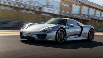 Porsche 918 Hybrid. Sucessor derivará da SPE?