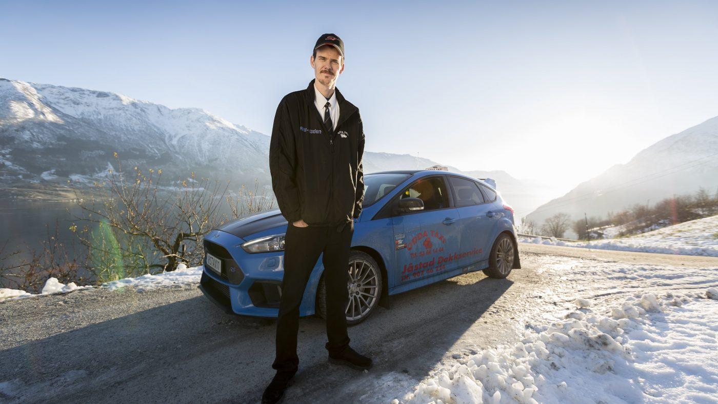Ford Focus RS Noruega 2018