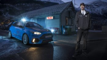 Ford Focus RS, Taxi, Noruega