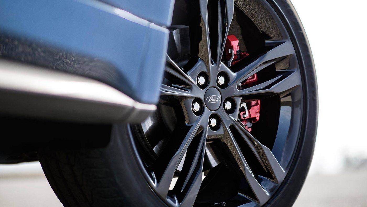 Ford Edge ST — detalhe