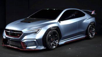 Subaru VIZIV Performance STI, o futuro Subaru WRX STI
