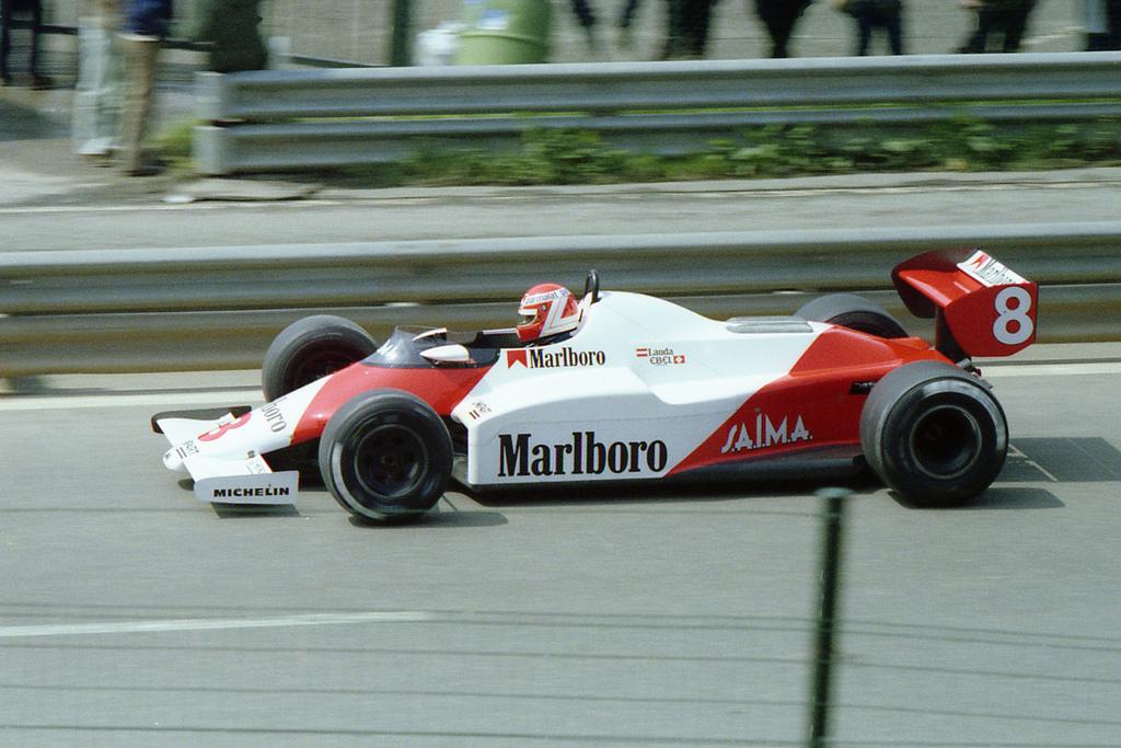 McLaren MP4 1983