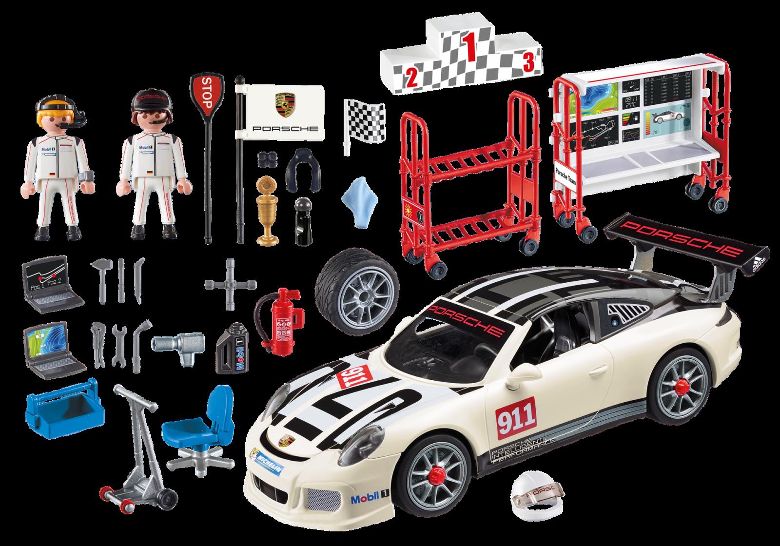 porsche 911 gt3 playmobil