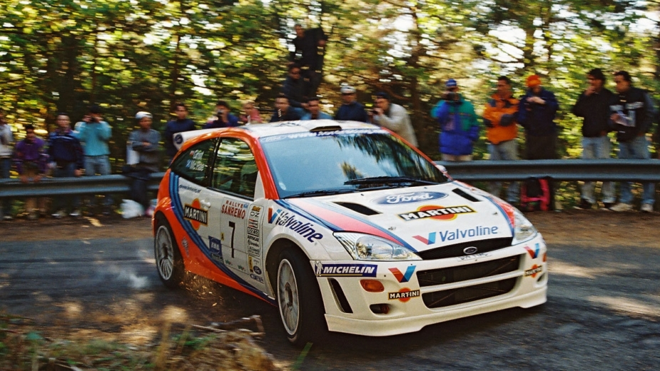 Ford Focus WRC 1999 Colin McRae