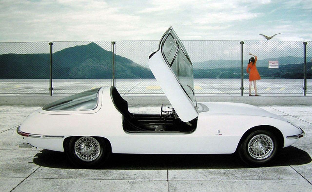 Chevrolet Corvair Testudo 1963