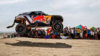 Dakar 2018 Carlos Sainz