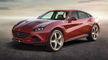 Proposta Ferrari SUV