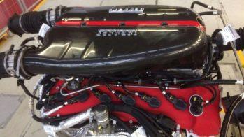 Ferrari LaFerrari — motor