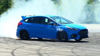 Ford Focus RS Drift 2018