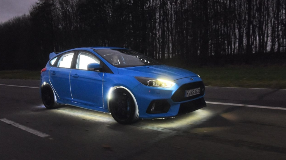 Ford Focus RS — Ford Performance Buzz Car