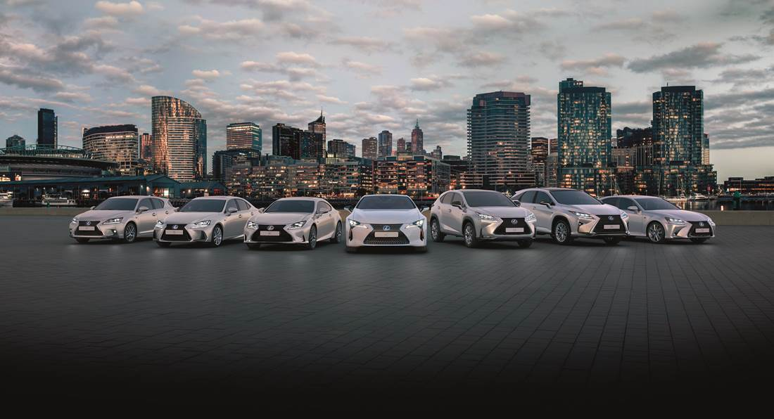 Lexus Híbridos