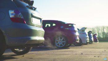 Honda Civic Type R — confronto de gerações