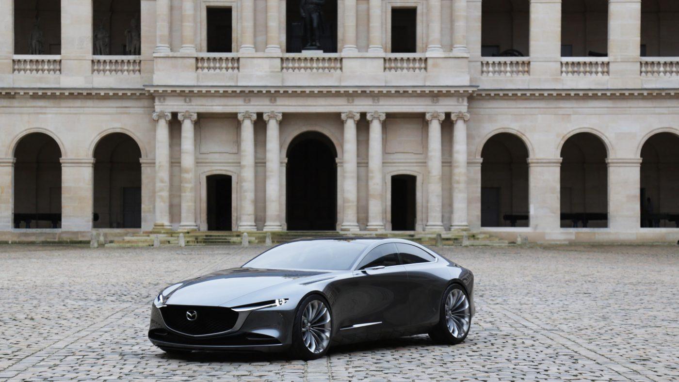Mazda Vision Coupe Concept 2018