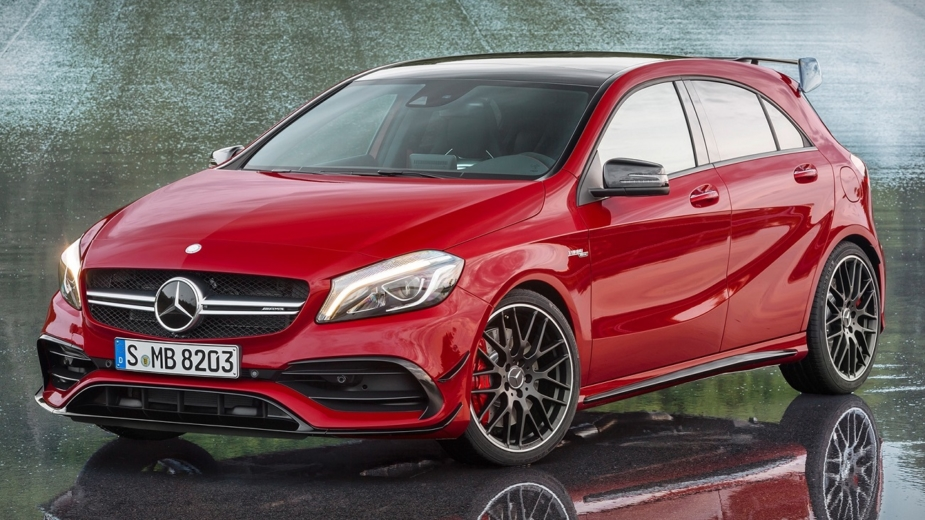 Mercedes-AMG A45 4Matic