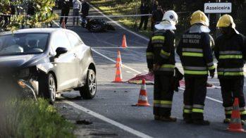 Sinistralidade nas estradas portuguesas