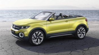 Volkswagen T-Cross Breeze concept, 2016