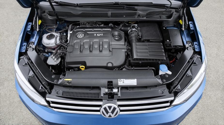 Dieselgate — Motor TDI na Volkswagen Touran