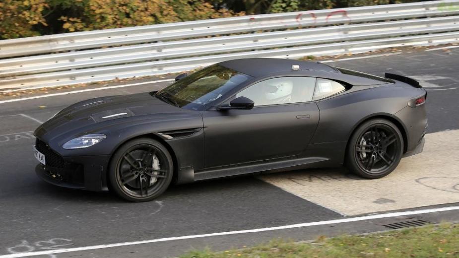 Aston Martin Vanquish — protótipo