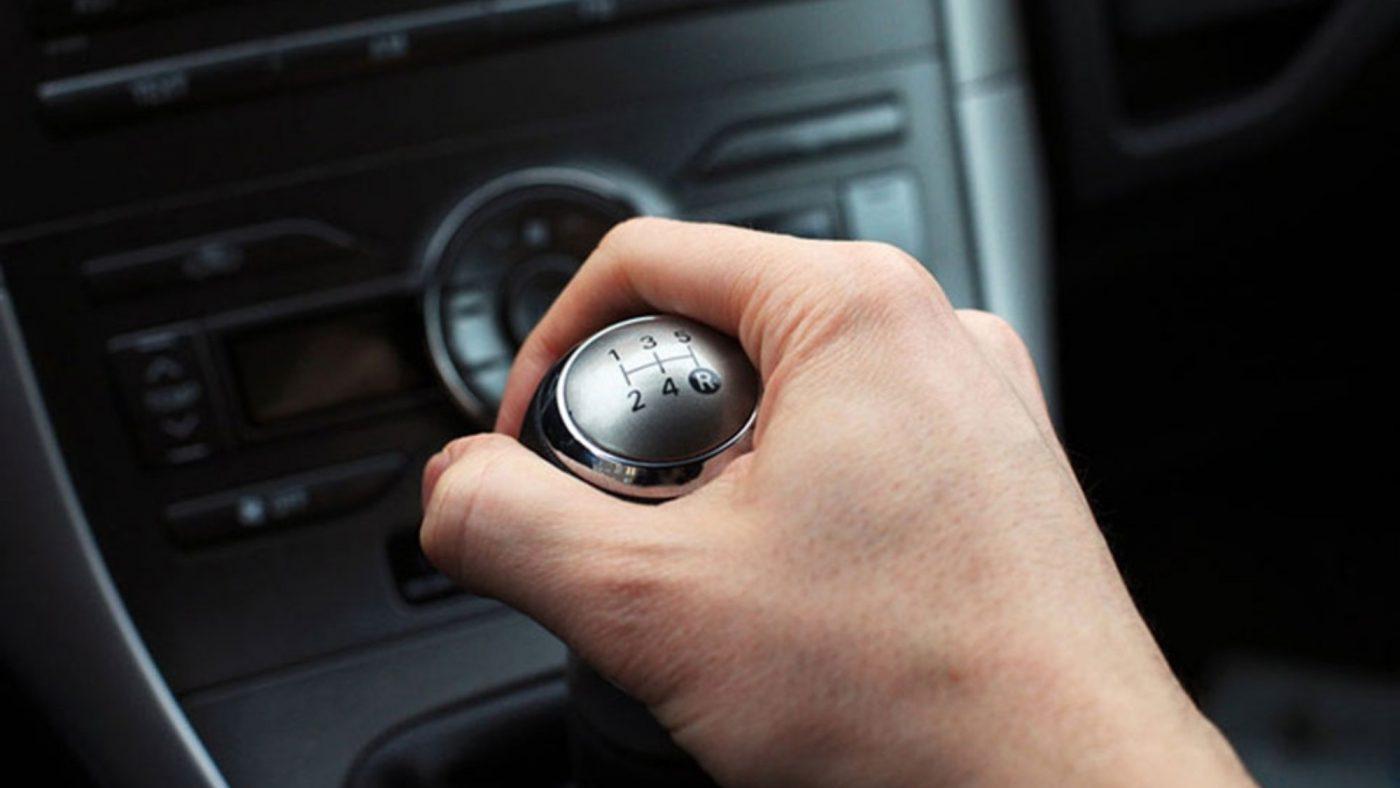 caixa de velocidades manual