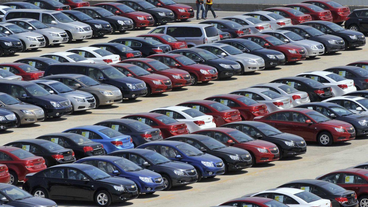Carros importados ISV