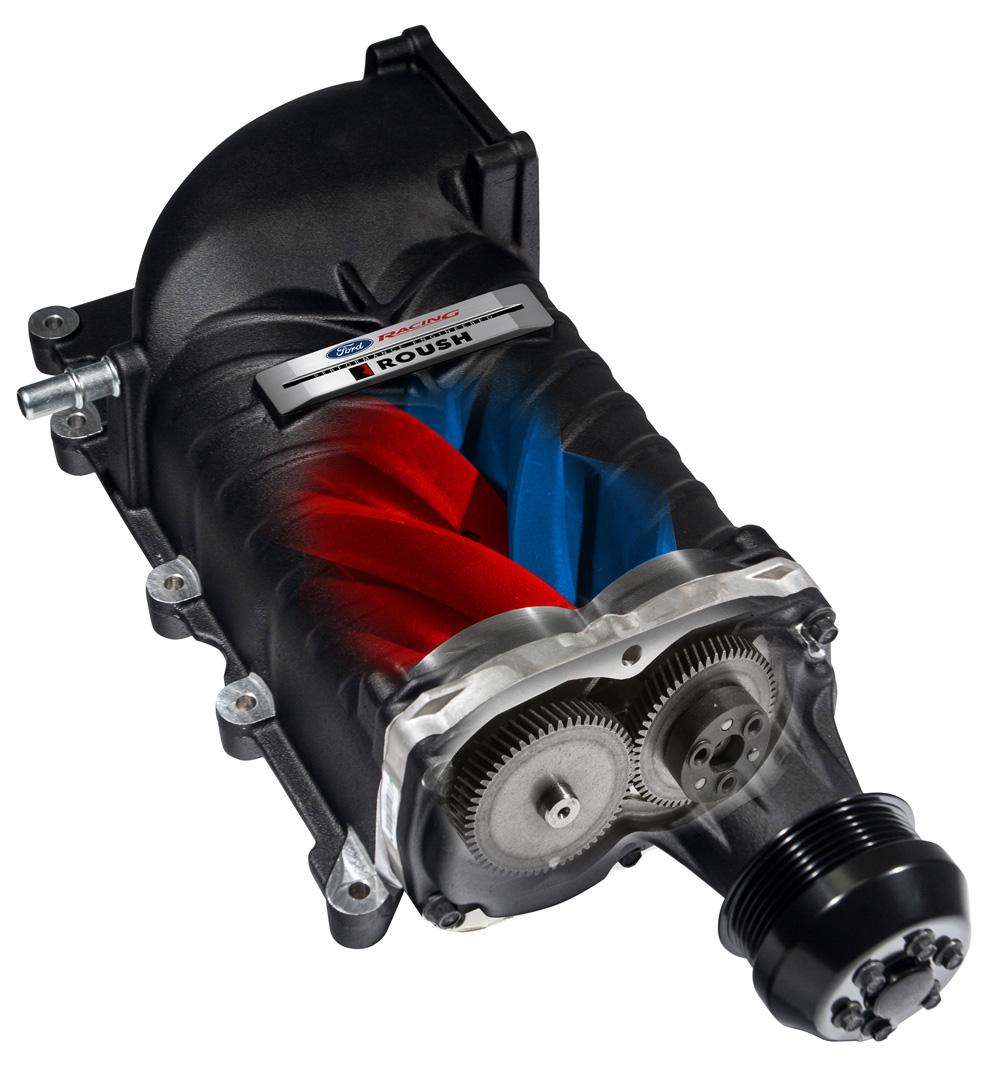 compressor volumetrico