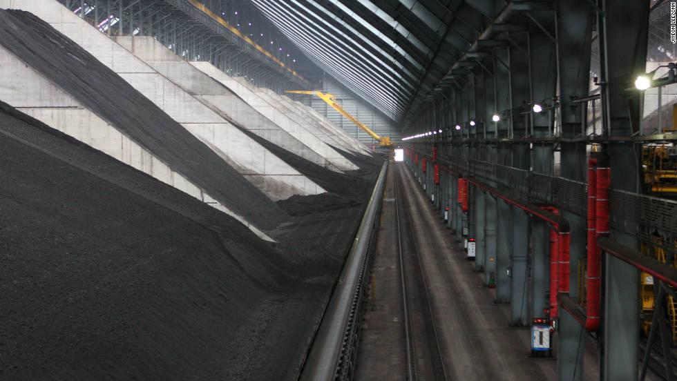 O minério de onde é extraído o aço.