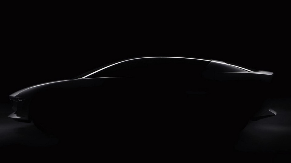Giugiaro Concept teaser Genebra 2018