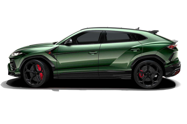 Lamborghini Urus Topcar