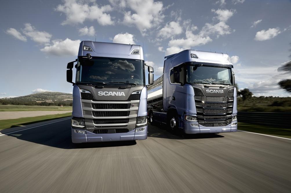 Scania camiões
