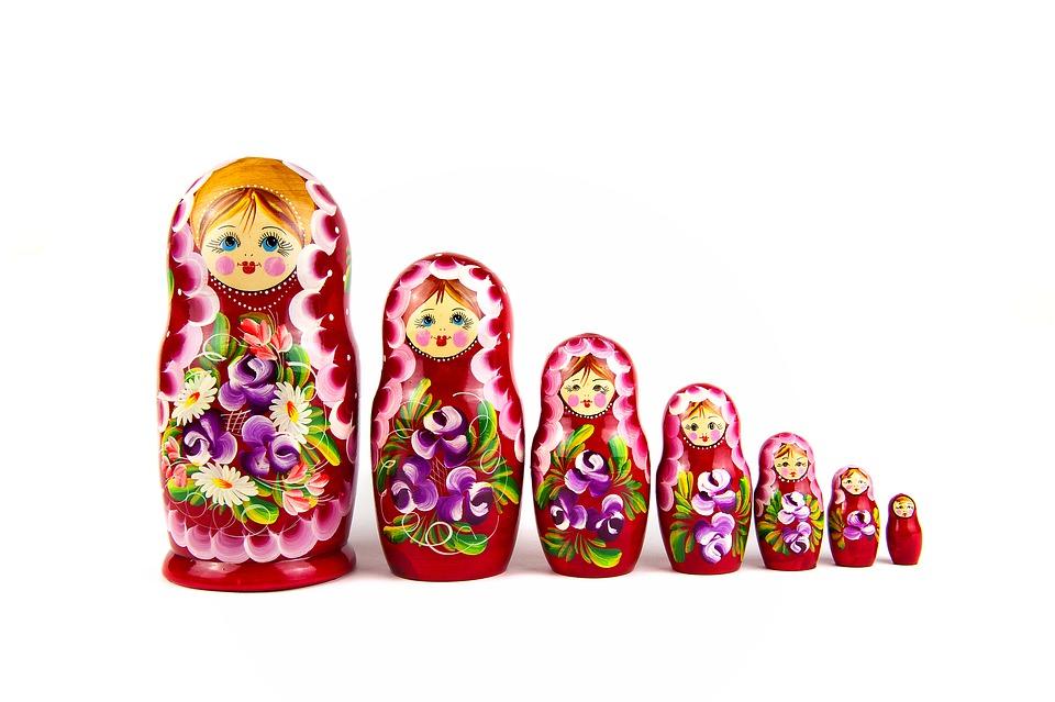 Boneca Russa — Matriosca