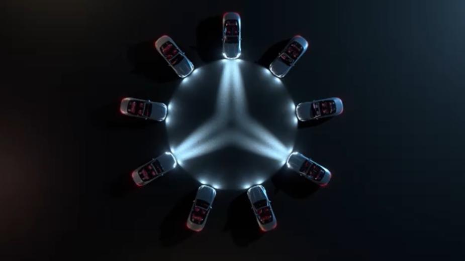 Mercedes-Benz —ano novo