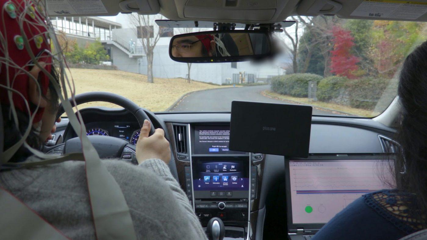 Nissan Brain-to-Vehicle 2017