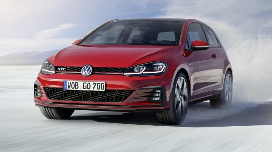 Volkswagen, a mais vendida —Golf GTI