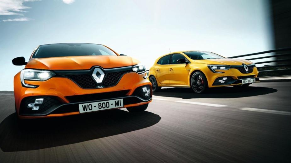 Marcas mais vendidas —Renault
