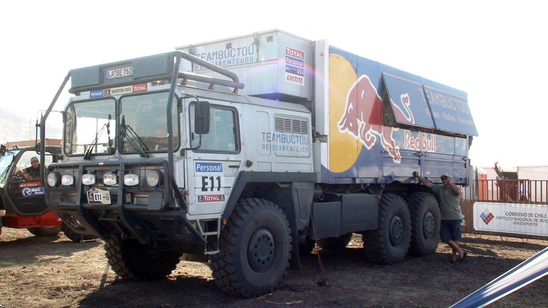 camiões do dakar — Classe T5