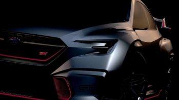 Subaru VIZIV Performance STI Concept — futuro Subaru WRX STI ?