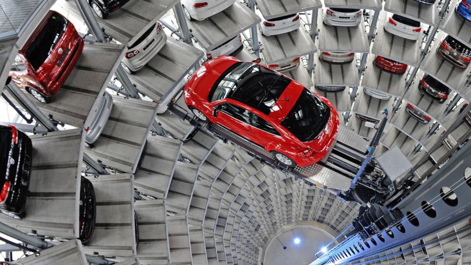 Volkswagen Autostadt