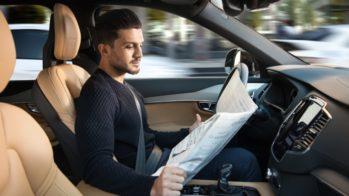 Volvo, condução autónoma