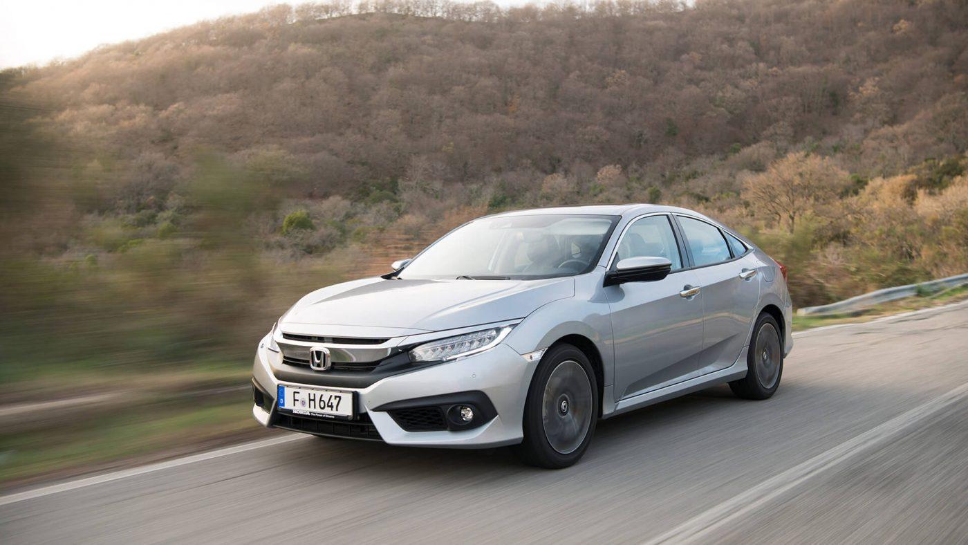 Honda Civic 1.6 i-DTEC Sedan