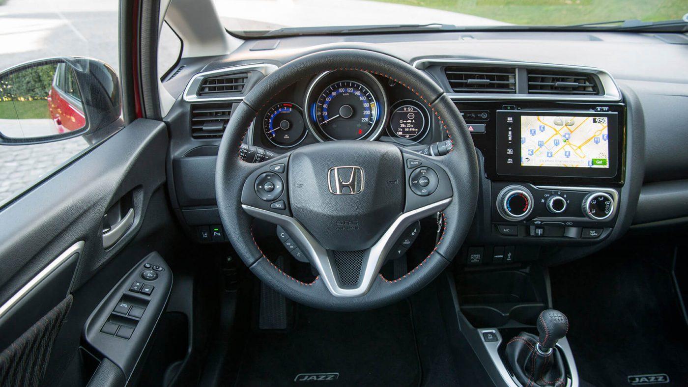 Honda Jazz 1.5 i-VTEC Dynamic